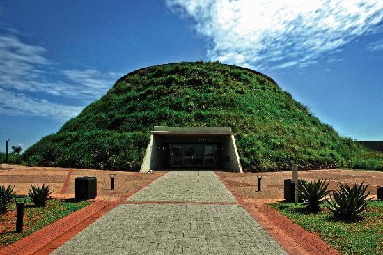 Maropeng Visitor Centre (Cradle of Humankind)