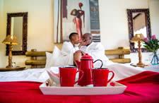 BouBou Bed & Breakfast Rooms