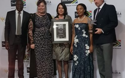 2019 The Lilizela Tourism Award
